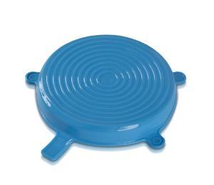 DURAN® Silicone lid, size XXL, cyan