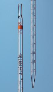 Graduated pipettes, SILBERBRAND ETERNA, type 2, class B, total delivery