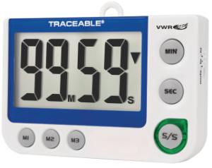 Digital timer, one channel, Traceable®