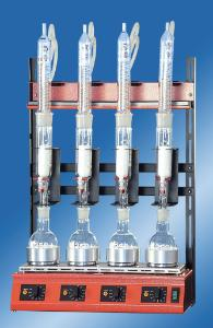 Extraction systems, Soxhlet, behrotest®