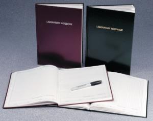 Laboratory notebooks, Nalgene®