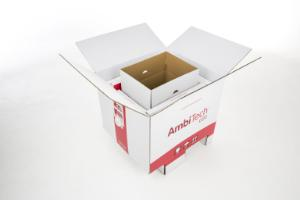 Insulated shippers, G20 and R34, AmbiTech®