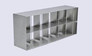 Microplate racks for Revco ExF, DxF and HERAfreeze® HFU B freezers