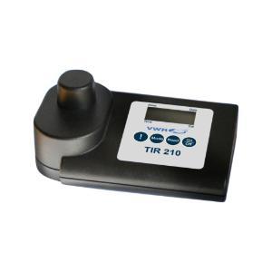Portable turbidity meter, TIR 210 USB