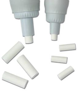 Single channel macro pipettes, fixed / variable volume, Acura® manual 835F and 835