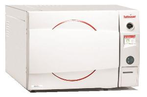 Advanced benchtop autoclave
