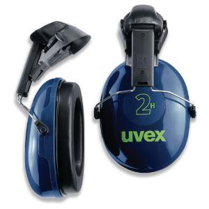 Visor for helmet attachment, uvex 9790