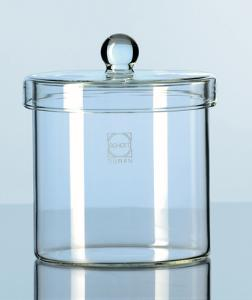 Jars with knobbed lid
