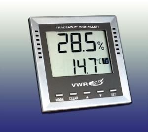 Thermo-hygrometer with dew point and wet bulb, Traceable®
