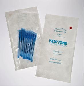 Blue pens sealed