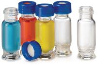 Wide opening screw neck vials, 9 mm, Target DP®
