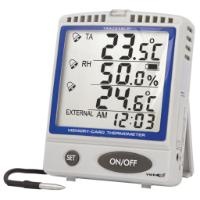 Memory card thermometers, Traceable